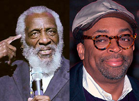 dick spike 600 Dick Gregory: Spike Lee is a Punk and a Thug