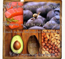 Four foods for better focus