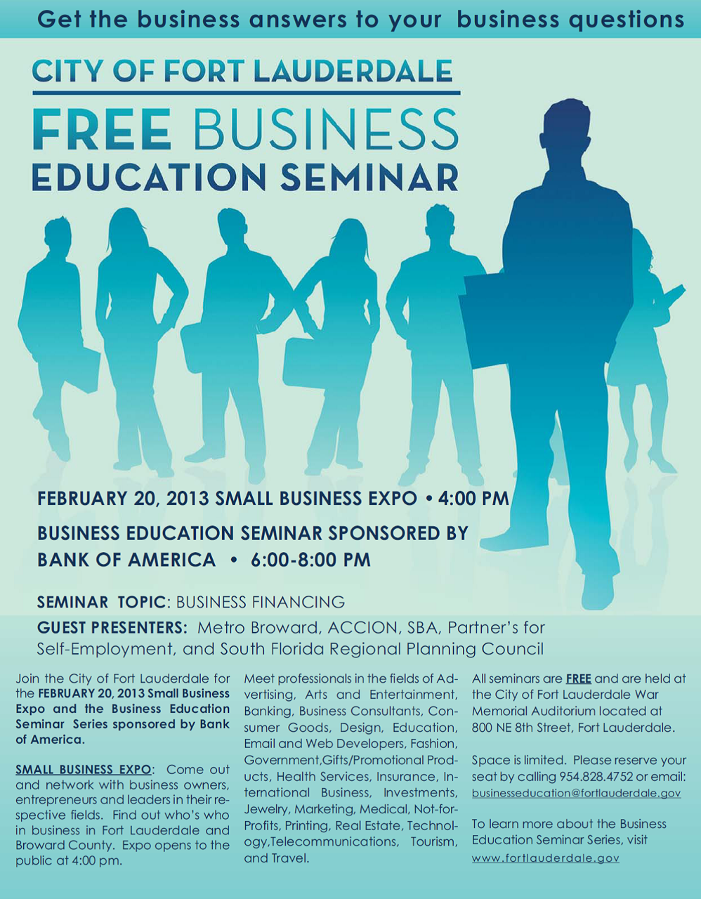 image0021 Feb. 20, 2013 Small Business Expo and Business Seminar