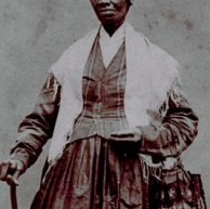 Sojourner Truth, travelling preacher