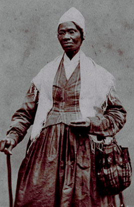 sojourner truth this one fo Sojourner Truth, travelling preacher