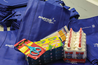 BROWARD STUDENTSUnited Way  Broward students receive$100,000 in school supplies