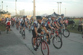 DIABETES The American Diabetes Association challenges cyclists to make a difference in diabetes research