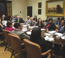 Yvette Carnel: President Obama meets with Black 'Leaders' to discuss Black agenda, now what?