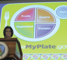 FIRST LADY MICHELLE OBAMA ANNOUNCES NEW EFFORT TO MAKE HEALTHIER, MY PLATE RECIPES EASY TO FIND AND SHARE