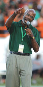 President Larry Robinson2 Annual FAMU President's Tour to visit Fort Lauderdale