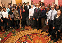 High-achieving first-year students honored at Tuskegee University