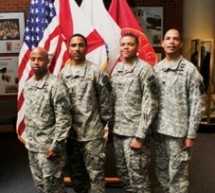 Tuskegee's Army ROTC passes on leadership and traditions