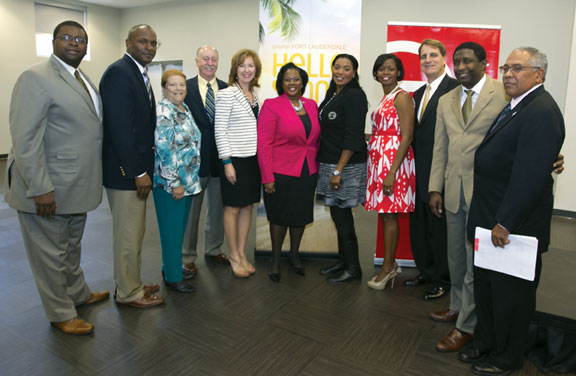 Urban group2 Urban League of Broward County all in inclusive: Ahead of the rest