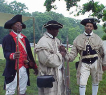 Walk in the footsteps of Black Patriots at Valley Forge Park