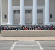 YMCA teen correspondents report on learning governmental process at State Capitol