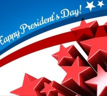 HAPPY PRESIDENTS DAY 2013!