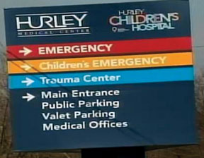 hurley medical center No Black nurses lawsuit: Nurse sues hospital after they honor racial request