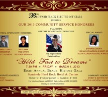 THE BBEO GALA: Presenting Our 2013 Community Service Honorees