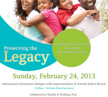 Preserving the Legacy | Celebrating African American Month through Holistic Wellness