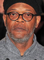 Samuel Jackson is for live action kite