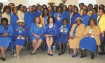 Mount Hermon A.M.E. Church  Greek Unity Day 2013