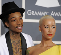 Congratulations! Amber Rose, Wiz Khalifa Welcome Baby Boy