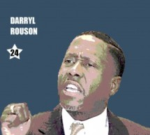 NEWS SERVICE OF FLORIDA HAS: FIVE QUESTIONS FOR DARRYL ROUSON