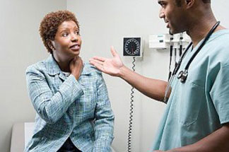 Black living with Thyroid Blacks with Thyroid Cancer fare worse than whites