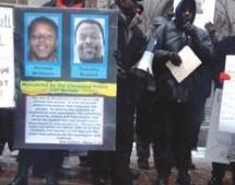 Cops fire 137 shots, couple dies, community outraged
