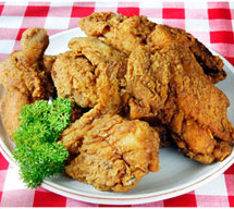 Can fried chicken cause prostate cancer?