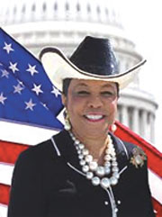 FREDICKA WILSON copy1 Congresswoman Frederica Wilson celebrates Womens History Month
