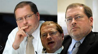 Grover Norquist Who is wrong with the American Government?