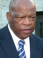 John Lewis' Message to Justice Scalia: Voting rights are 'what people died for & bled for'
