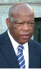 JOHN LEWIS MESSAGE John Lewis' Message to Justice Scalia: Voting rights are 'what people died for & bled for'