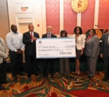Chevron donates $250,000 for Tuskegee University scholarships, programs
