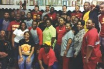 Tuskegee Alumni Club welcomes Golden Tigers' baseball team