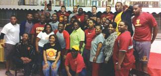 TUSKEGEE AIRMAN 2 Tuskegee Alumni Club welcomes Golden Tigers' baseball team