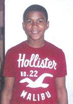 Trayvon Martin 01 Statement on first anniversary of Trayvon Martin's death