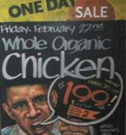 Whole Foods gets rid of racist picture of President Obama eating chicken