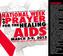 The National Week of Prayer for the Healing of AIDS