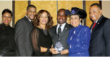 Congresswoman Frederica Wilson receives Broward Black Elected Officials  Inaugural Lifetime Achievement Community Service Award