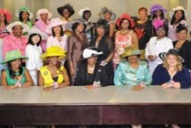 Zeta Rho Omega Chapter of Alpha Kappa Alpha Sorority presents 2013 Top Hat Salute to Women of Achievement