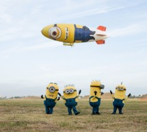 "UNIVERSAL PICTURES AND ILLUMINATION ENTERTAINMENT'S DESPICABLE ME 2 ""DESPICABLIMP"" TAKES FLIGHT ON MARCH 23"