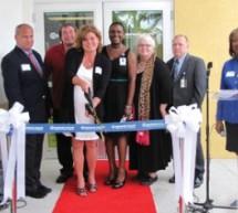 Bernard P. Alicki Health Center makes it official