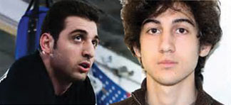Bombing brothers Boston Marathon bombing: Dzhokhar Tsarnaev claims brother Tamerlan was 'driving force' behind attack, and admits the pair worked alone