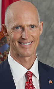 Governor Rick Scott Does anyone know that the Governor signed 19 bills last week?