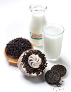 Krispy Kreme and OREO®! A dynamic duo