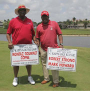 Kappa Jack Hall Golf Press