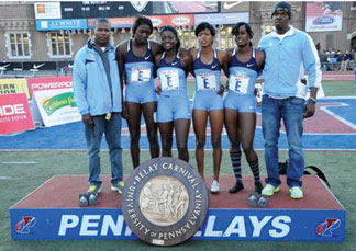 Penn Relays Team Jamaica Bickle to host Jamaican athletes and their Caricom counterparts at the Penn Relays