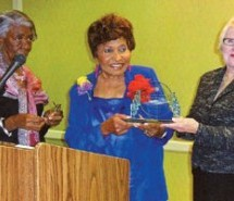 Broward County United Nations Association of the USA, Dr. W. Blanca Moore-Velez-president, inducted into Broward County Women's Hall of Fame