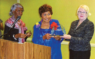 VELEZ BLANCO Broward County United Nations Association of the USA, Dr. W. Blanca Moore Velez president, inducted into Broward County Women's Hall of Fame