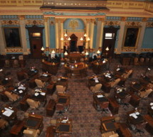 ELECTIONS BILL PASSES SENATE, COULD GO TO SCOTT SOON