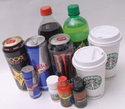 caffeine drinks Caffeine can shake up former smokers