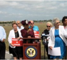 Commissioner Sue Gunzburger and others fight to keep North Perry Air Traffic Control Tower open